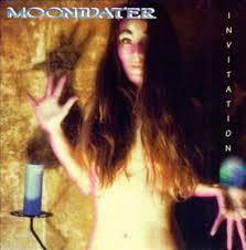 Moonwater-Invitation Album Cover