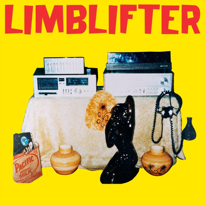 Limblifter Pacific Milk album cover