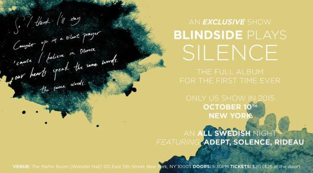 Blindside - NYC