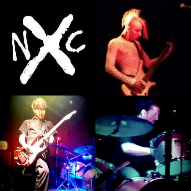 """NOX CULT """"Fucking Live"""" EP"""