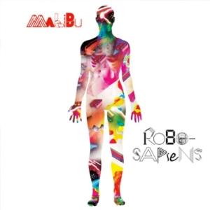 Malibu Robo-Sapiens cover