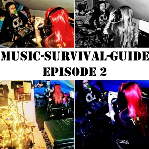 MUSIC-SURVIVAL-GUIDE Podcast Episode 2