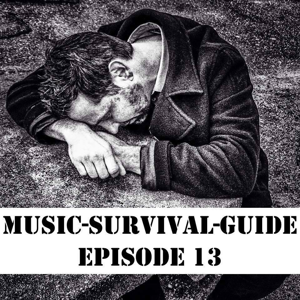 MUSIC-SURVIVAL-GUIDE Podcast Episode 13